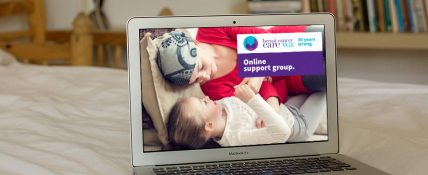 Online Support Group for Young Women with Early Breast Cancer