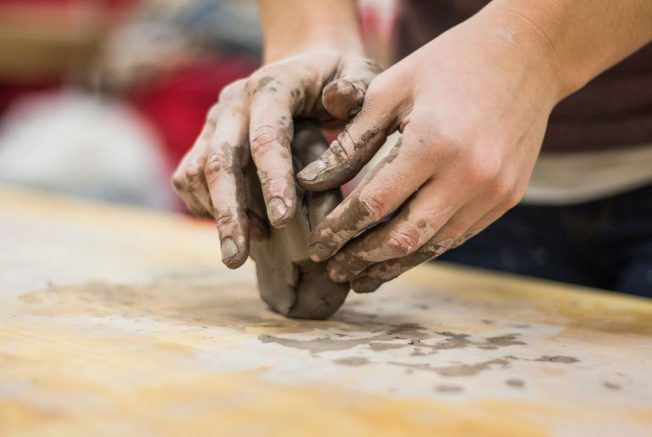Clay therapy